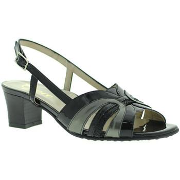 Buty Damskie Sandały Grace Shoes E5080T Czarny
