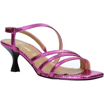 Buty Damskie Sandały Grace Shoes 855K029 Różowy