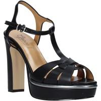 Buty Damskie Sandały Grace Shoes 5753007 Czarny