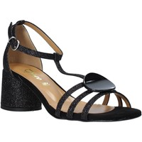 Buty Damskie Sandały Grace Shoes 123011 Czarny