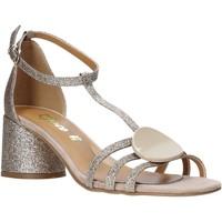 Buty Damskie Sandały Grace Shoes 123011 Różowy