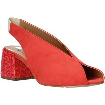 Buty Damskie Sandały Grace Shoes 1576002 Pomarańczowy