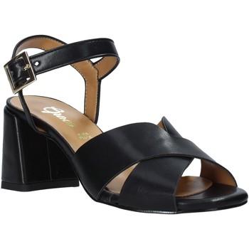 Buty Damskie Sandały Grace Shoes 380045 Czarny