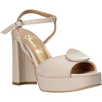 Buty Damskie Sandały Grace Shoes 174002 Czarny