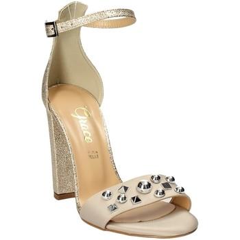 Buty Damskie Sandały Grace Shoes 1467 Różowy