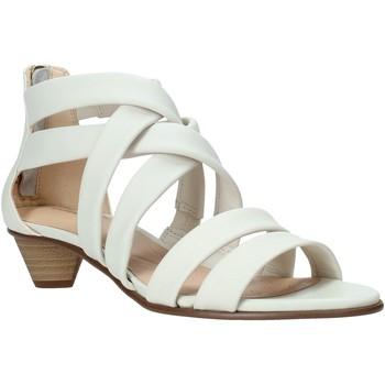 Buty Damskie Sandały Clarks 26132453 Biały