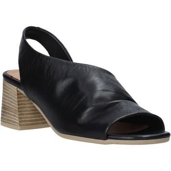 Buty Damskie Sandały Bueno Shoes N1300 Czarny