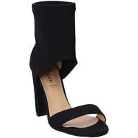 Buty Damskie Sandały Grace Shoes 1571 Czarny