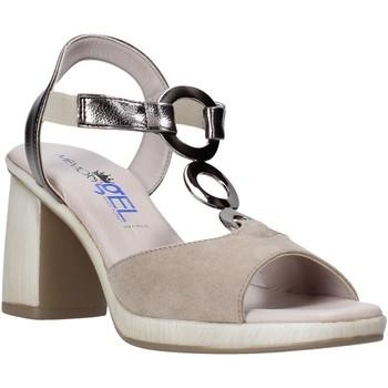 Buty Damskie Sandały Comart 4C2361 Beżowy