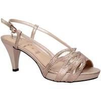 Buty Damskie Sandały Osey SA0569 Różowy