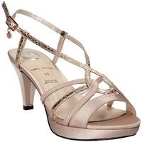 Buty Damskie Sandały Osey SA0571 Różowy