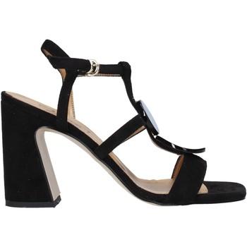 Buty Damskie Sandały Grace Shoes 2384008 Czarny