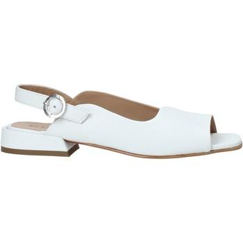 Buty Damskie Sandały Mally 6826 Biały