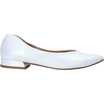 Buty Damskie Baleriny Mally 6816 Biały