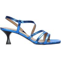 Buty Damskie Czółenka Grace Shoes 855K029 Niebieski