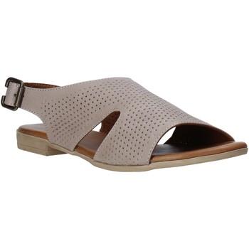 Buty Damskie Sandały Bueno Shoes 9L2702 Szary