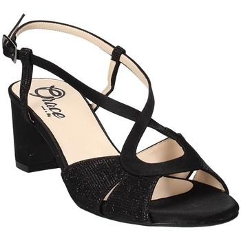 Buty Damskie Sandały Grace Shoes 4011 Czarny