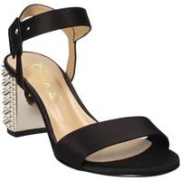 Buty Damskie Sandały Grace Shoes 1490 Czarny