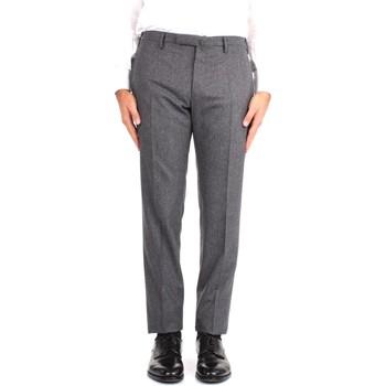 tekstylia Męskie Spodnie od garnituru  Incotex 1T0030 1721T Szary