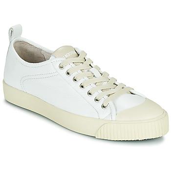 Buty Damskie Trampki niskie Blackstone VL61 Biały