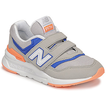 Buty Chłopiec Trampki niskie New Balance 997 Szary / Niebieski