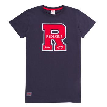 tekstylia Chłopiec T-shirty z krótkim rękawem Redskins TSMC180161-NAVY Marine