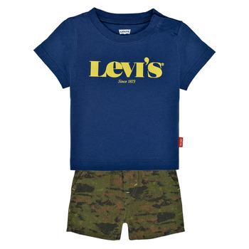 tekstylia Chłopiec Komplet Levi's 6EC678-U29 Wielokolorowy