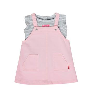 tekstylia Dziewczynka Komplet Levi's 1ED091-A4U Różowy