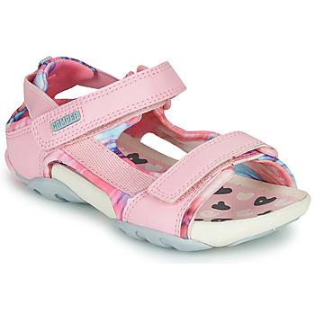 Buty Dziewczynka Sandały Camper OUS Różowy