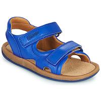 Buty Chłopiec Sandały Camper BICHO Niebieski