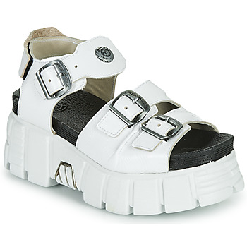Buty Damskie Sandały New Rock M-BIOS101-C3 Biały