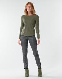tekstylia Damskie Jeansy skinny G-Star Raw 5620 Custom Mid Skinny wmn Dk