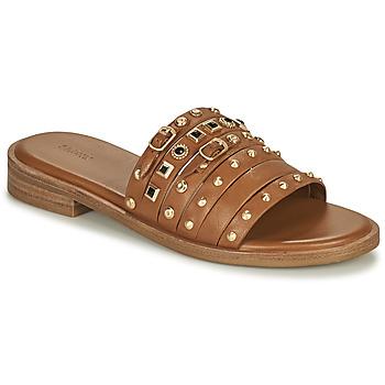Buty Damskie Sandały Bronx THRILL Brązowy / Złoty