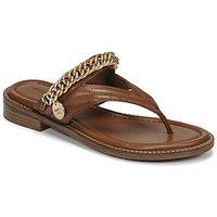 Buty Damskie Sandały Bronx NEW THRILL Brązowy / Złoty