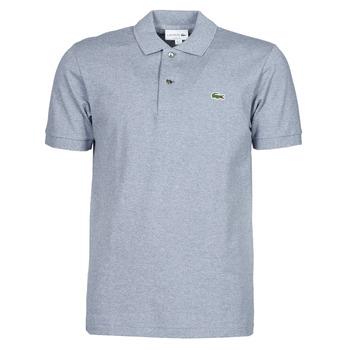 tekstylia Męskie Koszulki polo z krótkim rękawem Lacoste POLO CLASSIQUE L.12.12 Niebieski