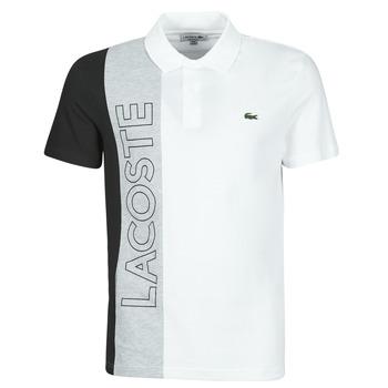tekstylia Męskie Koszulki polo z krótkim rękawem Lacoste POLO REGULAR FIT YH9852 Wielokolorowy