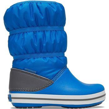 Buty Dziecko Śniegowce Crocs Crocs™ Crocband Winter Boot Kid's 35