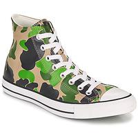 Buty Męskie Trampki wysokie Converse CHUCK TAYLOR ALL STAR ARCHIVE PRINT  HI Camouflage
