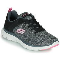 Buty Damskie Fitness / Training Skechers FLEX APPEAL 4.0 Szary / Różowy
