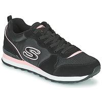 Buty Damskie Trampki niskie Skechers OG 85 Czarny / Różowy
