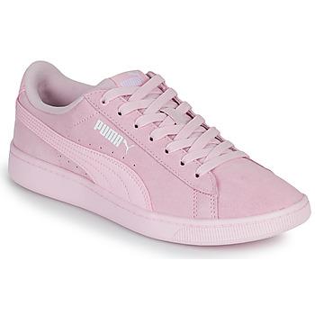 Buty Damskie Trampki niskie Puma VIKKY Różowy
