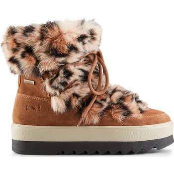 Buty Damskie Śniegowce Cougar Vanity Suede Oak