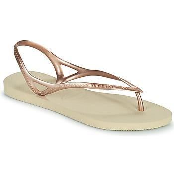 Buty Damskie Sandały Havaianas SUNNY II Beżowy