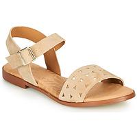 Buty Damskie Sandały MTNG 51062 Beżowy