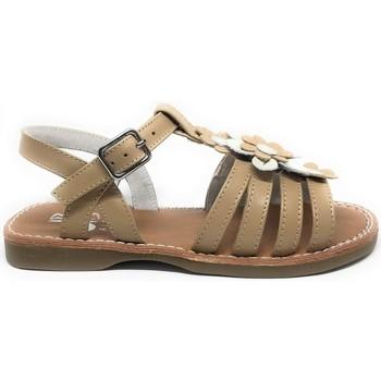Buty Dziewczynka Sandały D'bébé 24526-18 Brązowy