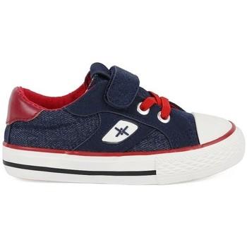 Buty Chłopiec Trampki niskie Chika 10 24453-18 Niebieski
