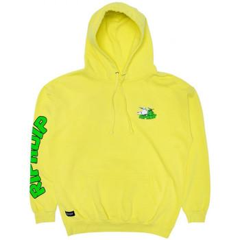 tekstylia Męskie Bluzy Ripndip Teenage mutant hoodie Zielony