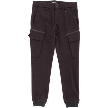tekstylia Chłopiec Spodnie bojówki Antony Morato MKTR00162-800130 Czarny