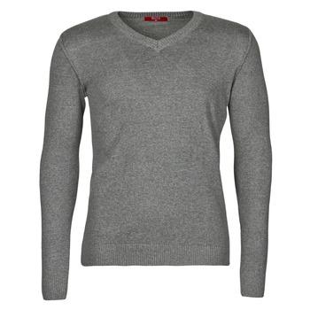 tekstylia Męskie Swetry BOTD OOMAN Szary