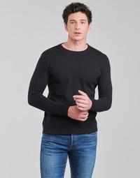 tekstylia Męskie Swetry BOTD OLDMAN Czarny